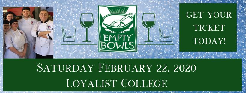 Empty bowls vendors needed