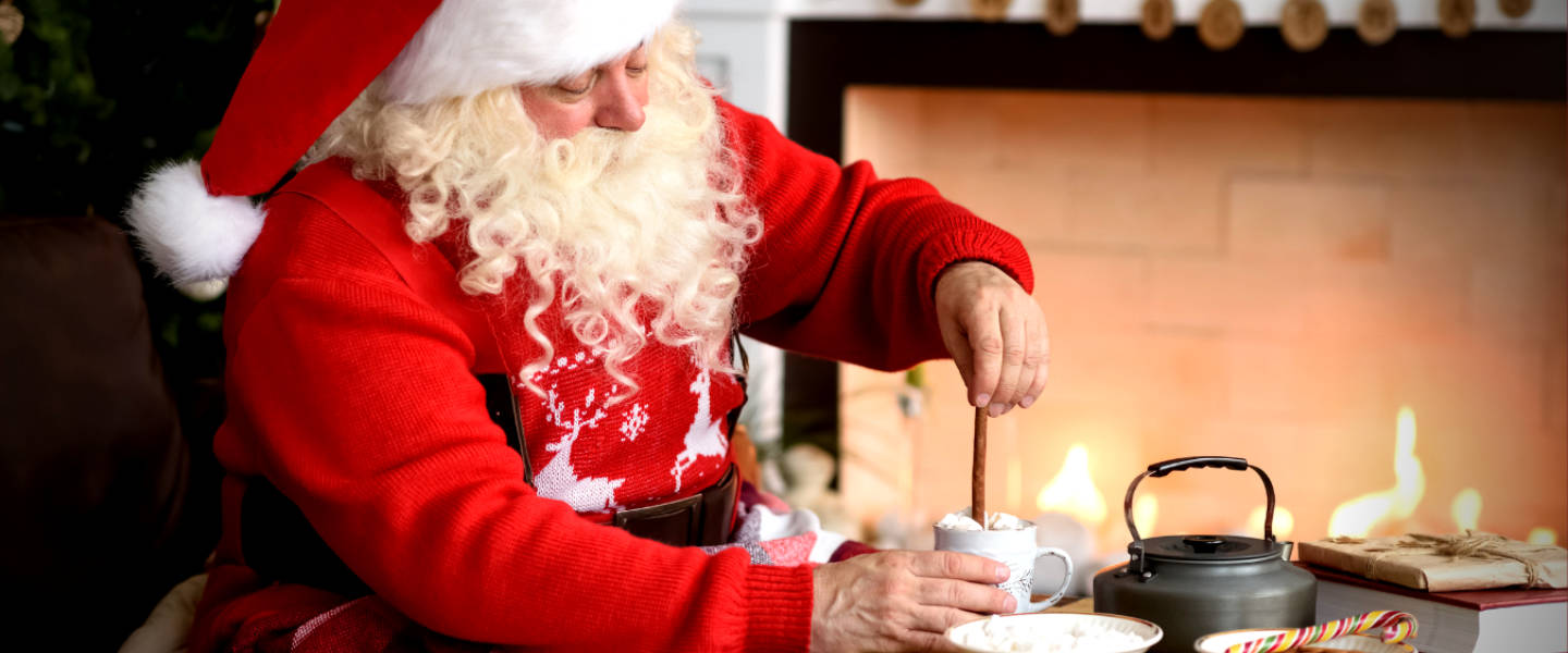 11th Annual Breakfast with Santa and his elves