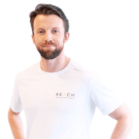 small image of reach's physio Andreas Hessner