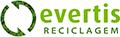 Logo Evertis Reciclagem