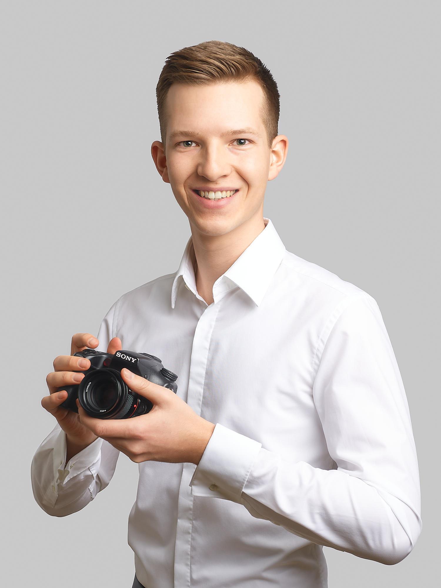Felix Schmidli Portrait Homepage