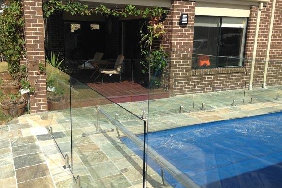 Frameless Glass Pool Fences
