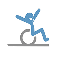 Accessibility Community Map Icon