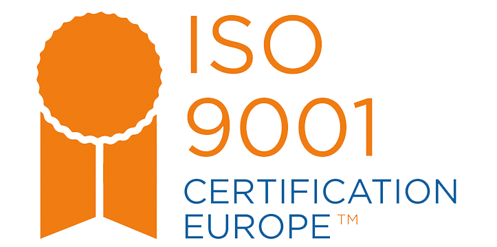 ISO 9001 Certification Europe
