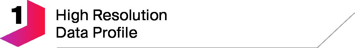 1 - High Resolution Data Profile