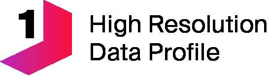 High Resolution Data Profile