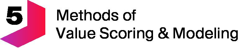 Methods of Value Scoring