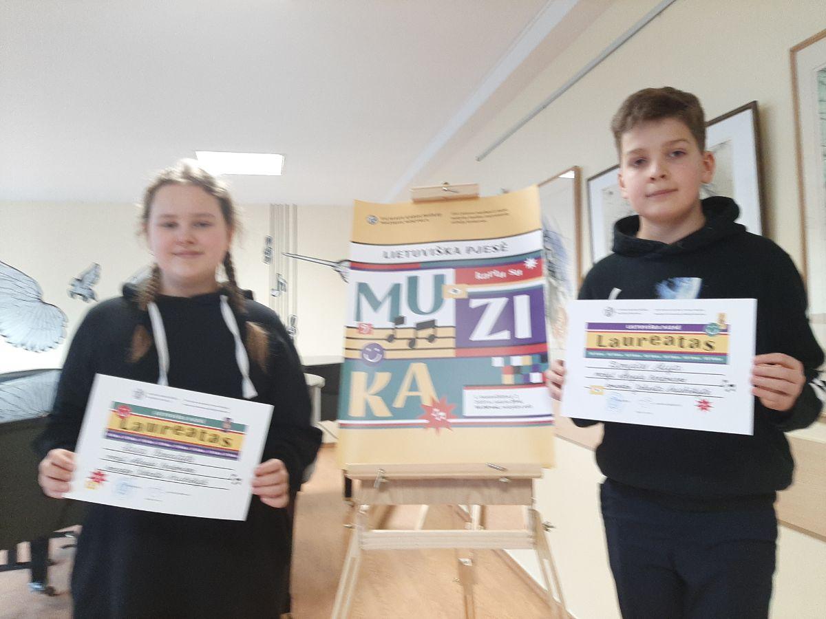 VIII Lietuvos muzikos ir meno mokyklų liaudies instrumentų atlikėjų konkursas