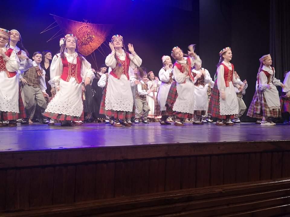 """Tarptautinis tautinių šokių festivalis """"Suk ratelį pasauliui – 2020"""""""