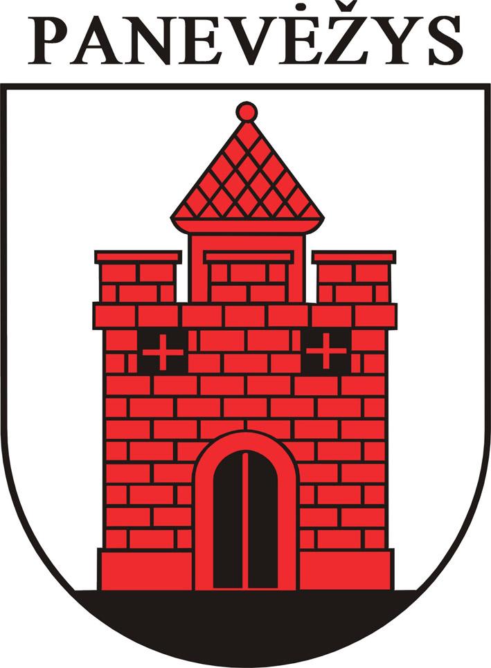 Panevėžio miesto herbas