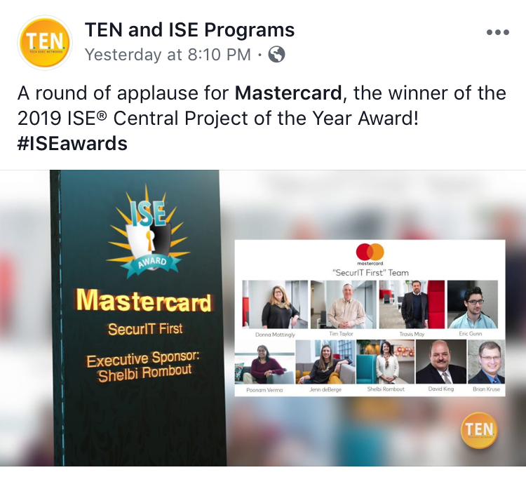 MasterCard's VR Safety Program Won an IES Award
