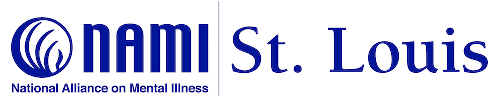 NAMI STL (National Alliance on Mental Illness) logo