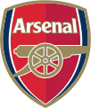 Logotipo do Arsenal de Londres