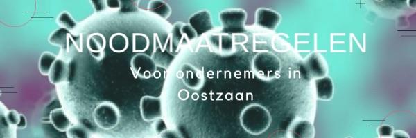 Noodmaatregelen coronacrisis Oostzaan