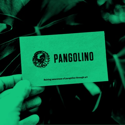 Pangolino bespoke logo design