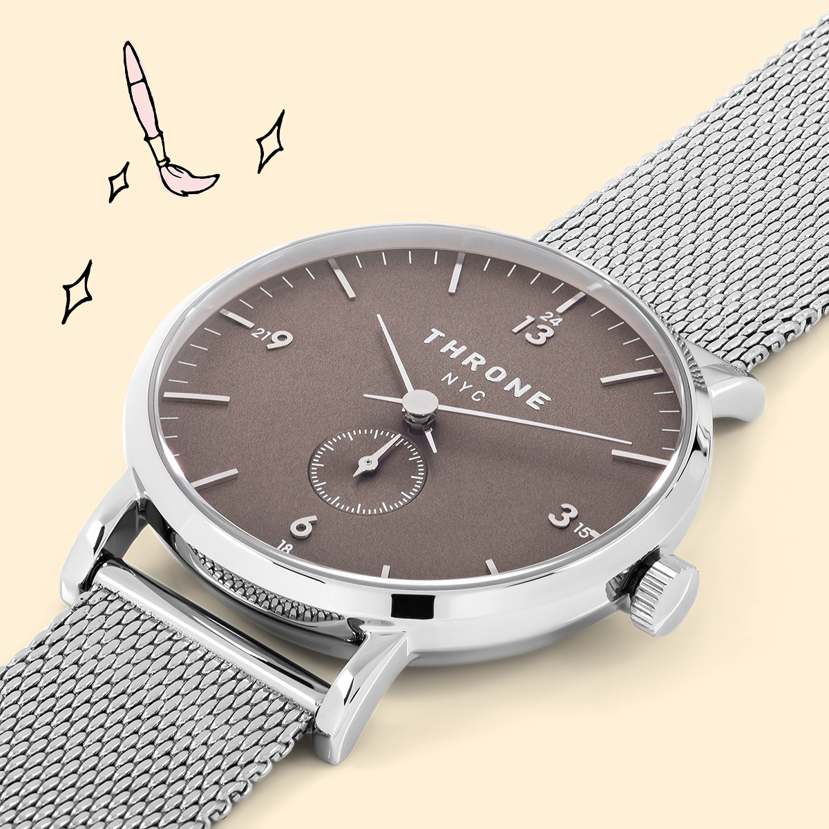 watches product photos
