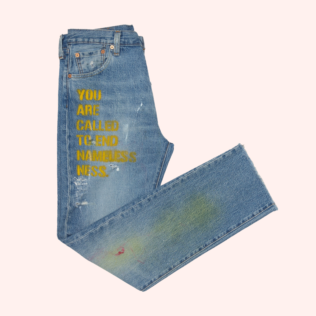 Pants product photo