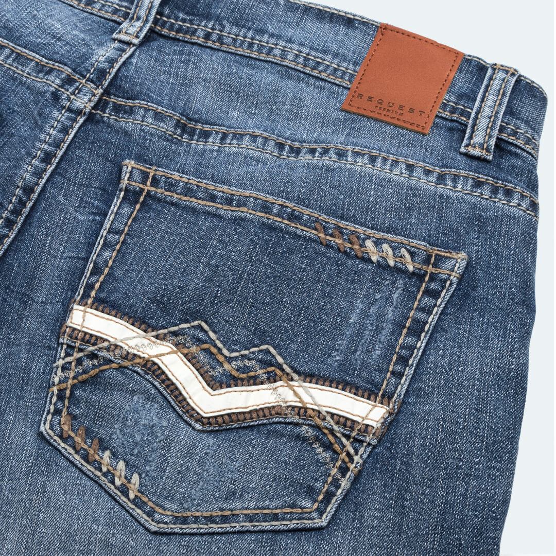 Pants product photography