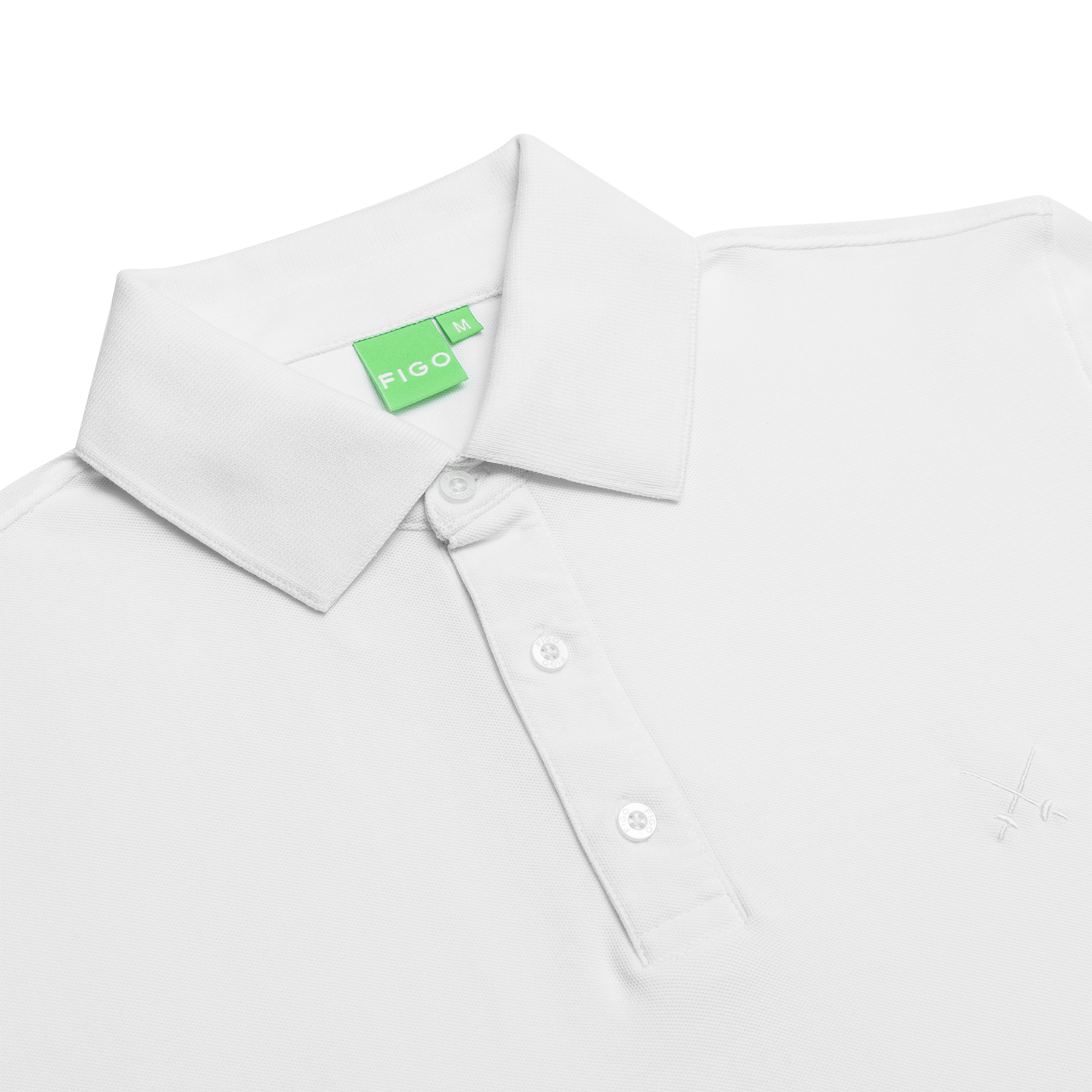 white shirt product photo