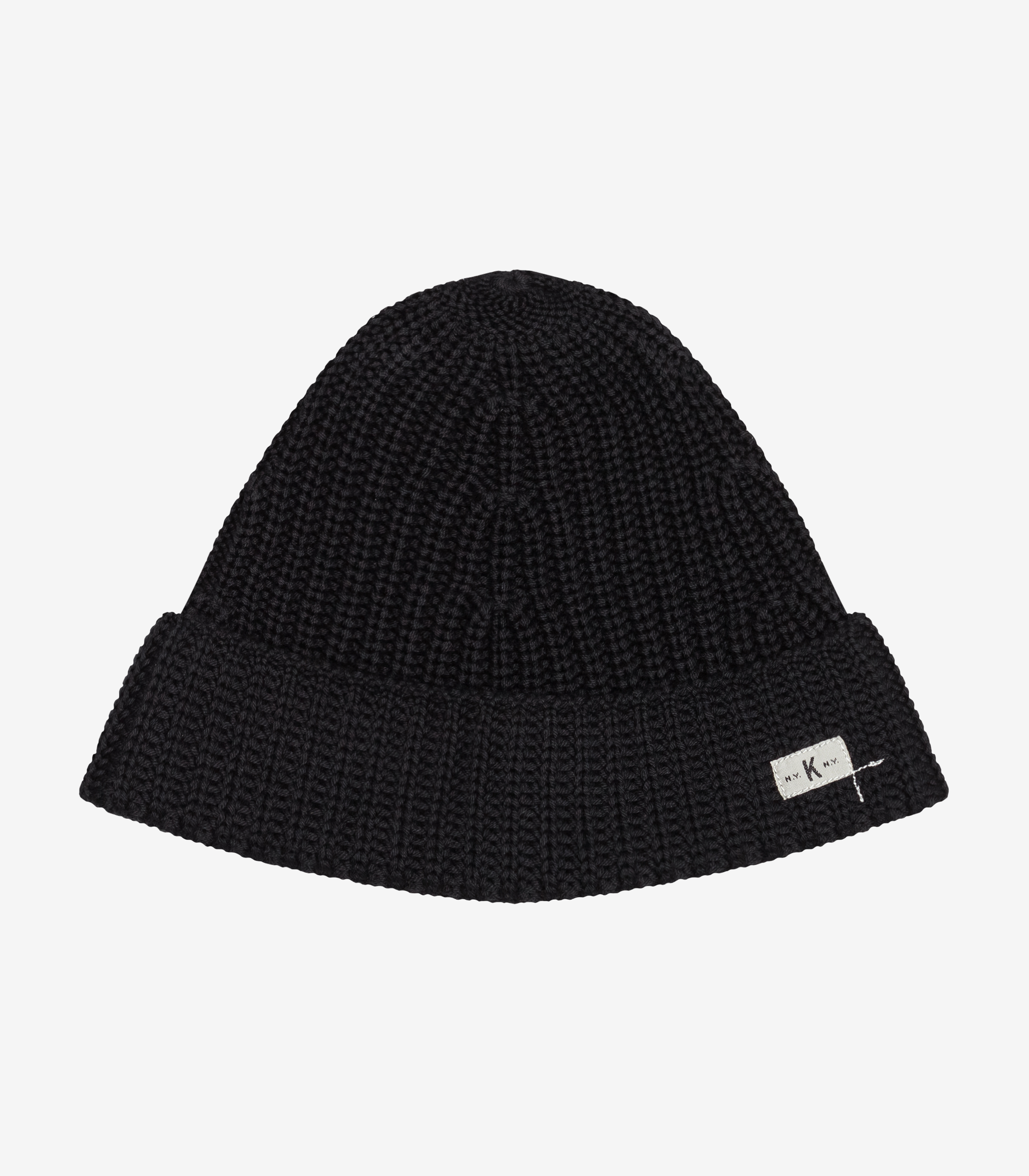beanie product photography
