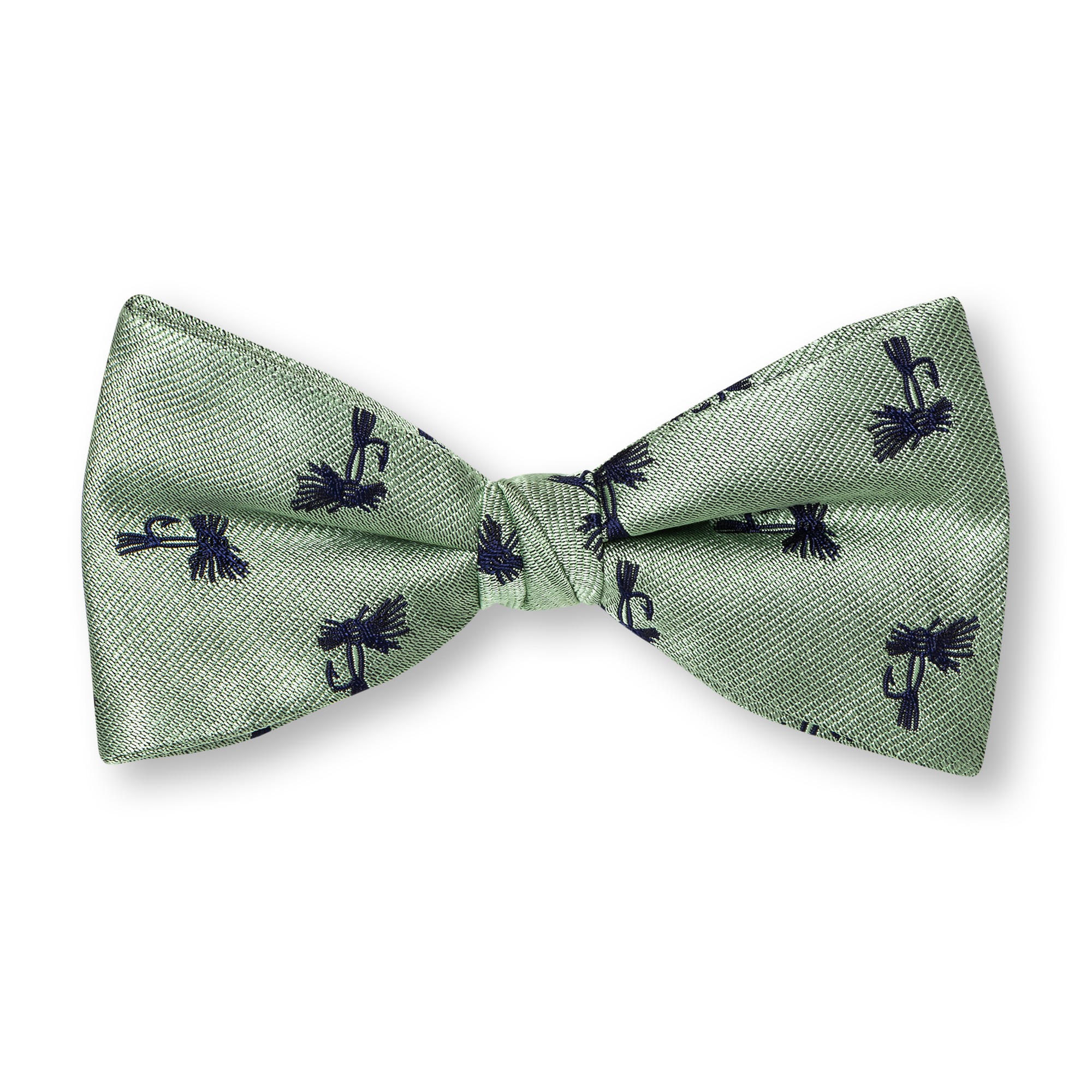 green Bow ties product photo