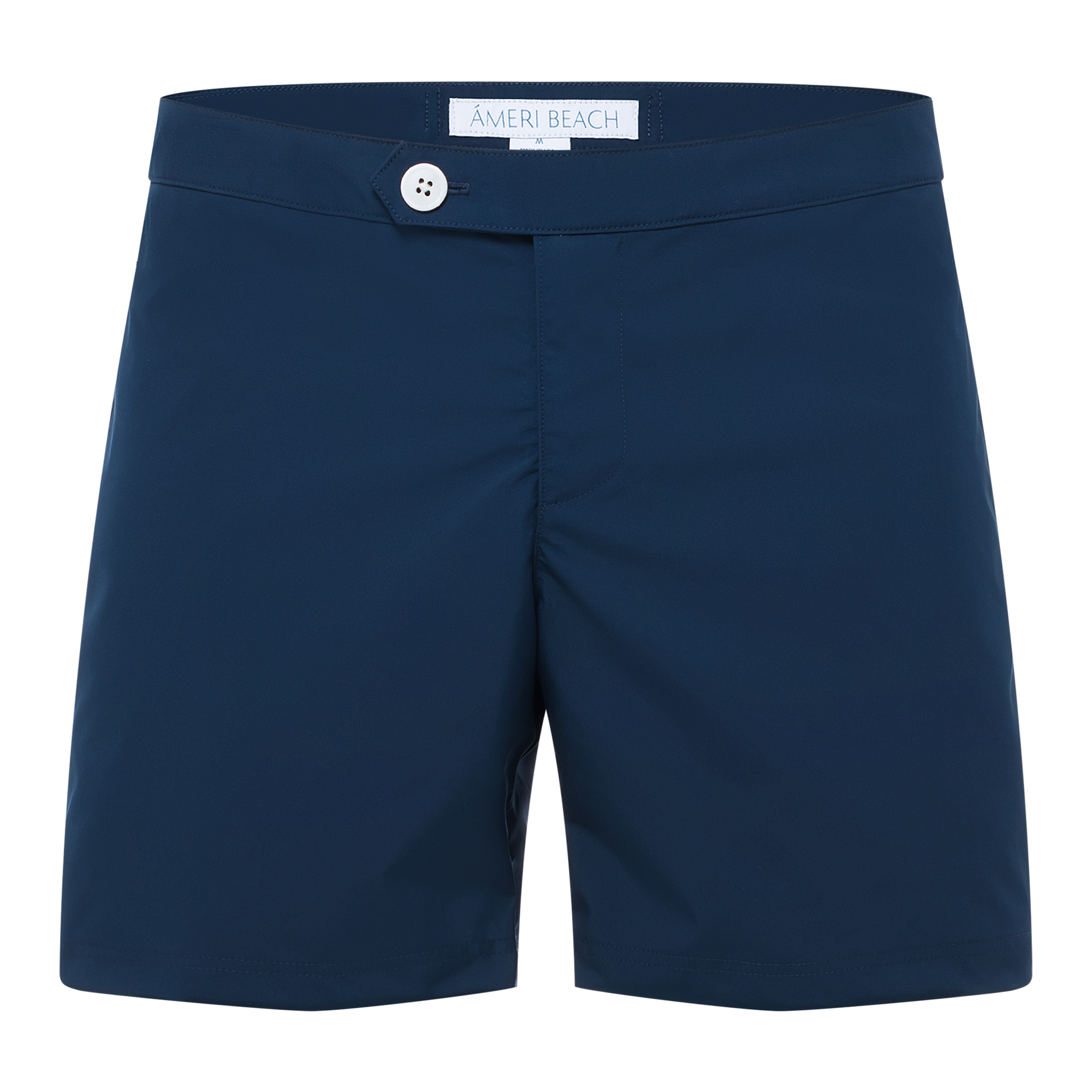 blue Shorts product photography