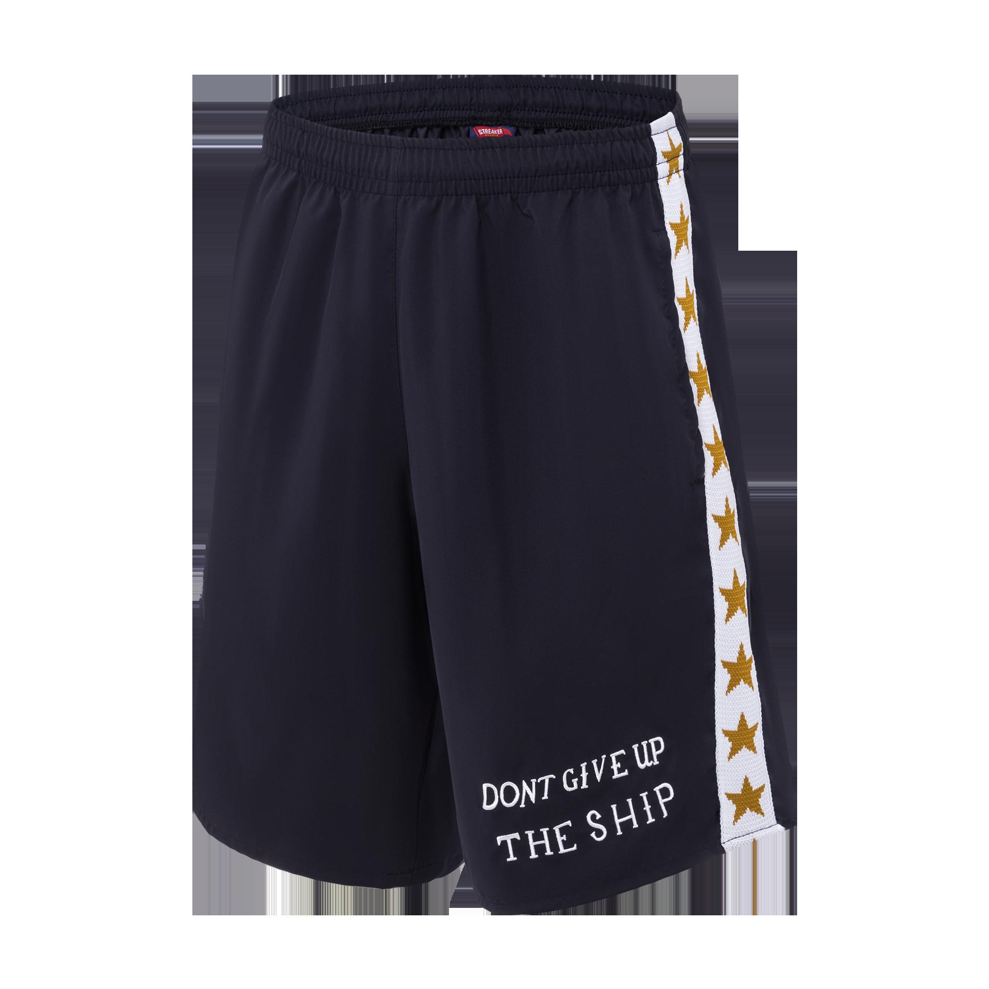 black Shorts product photography