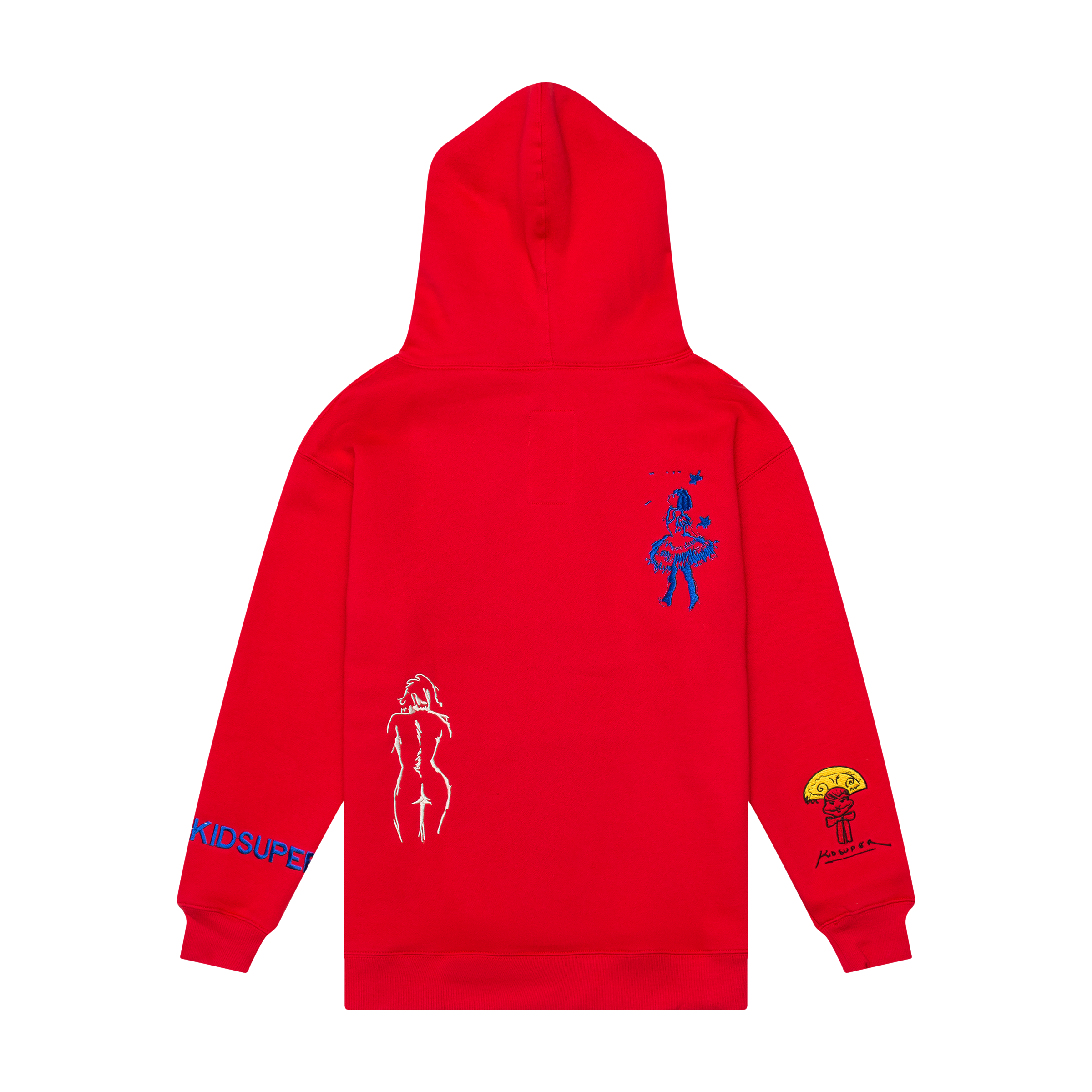 hoodie product photography