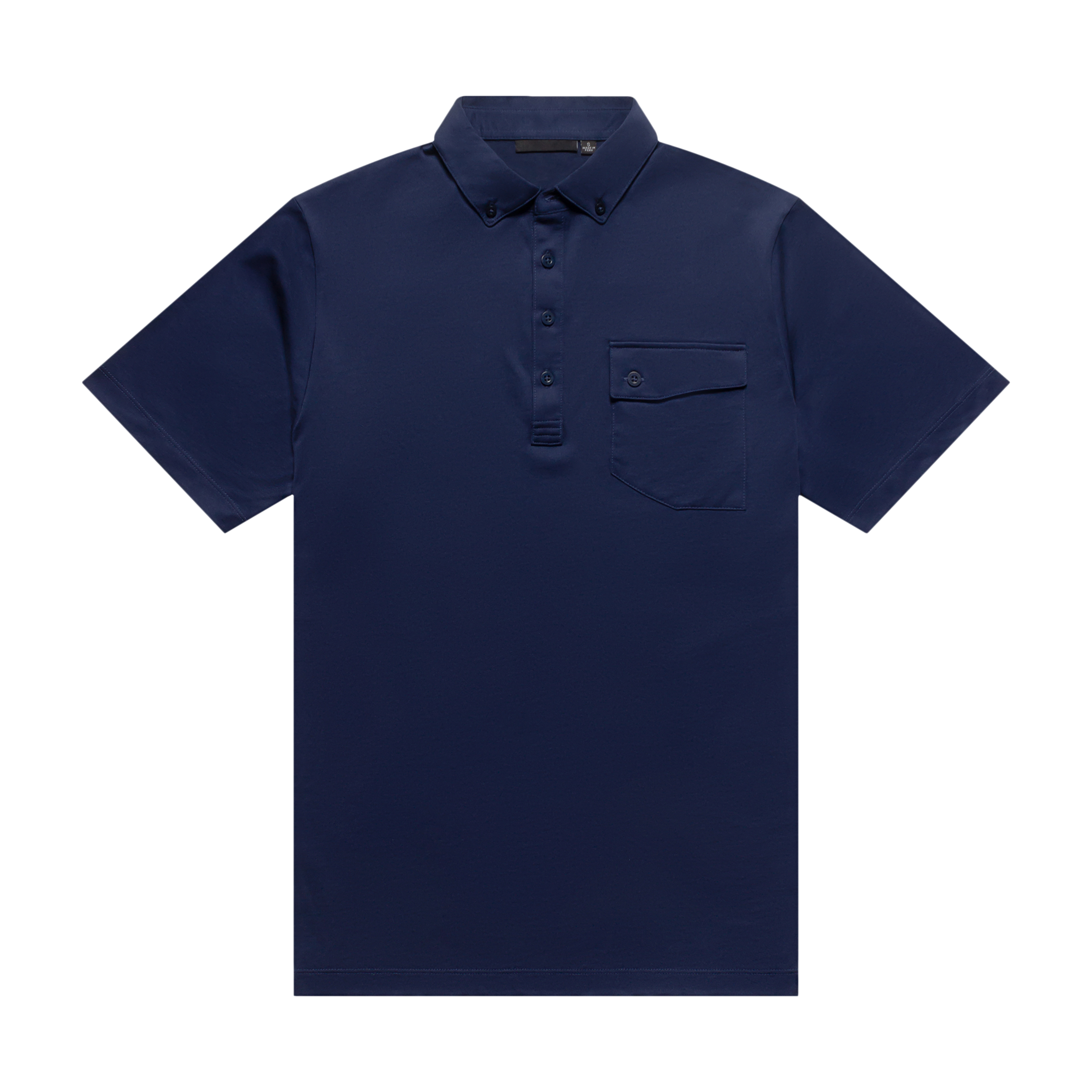 blue t-shirt product photography