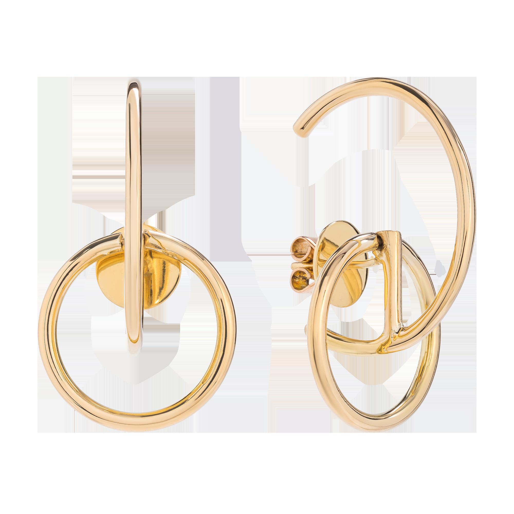 Hoops earrings product image
