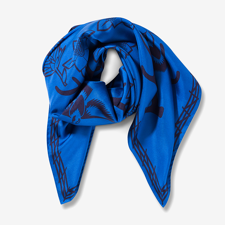 scarf product photography