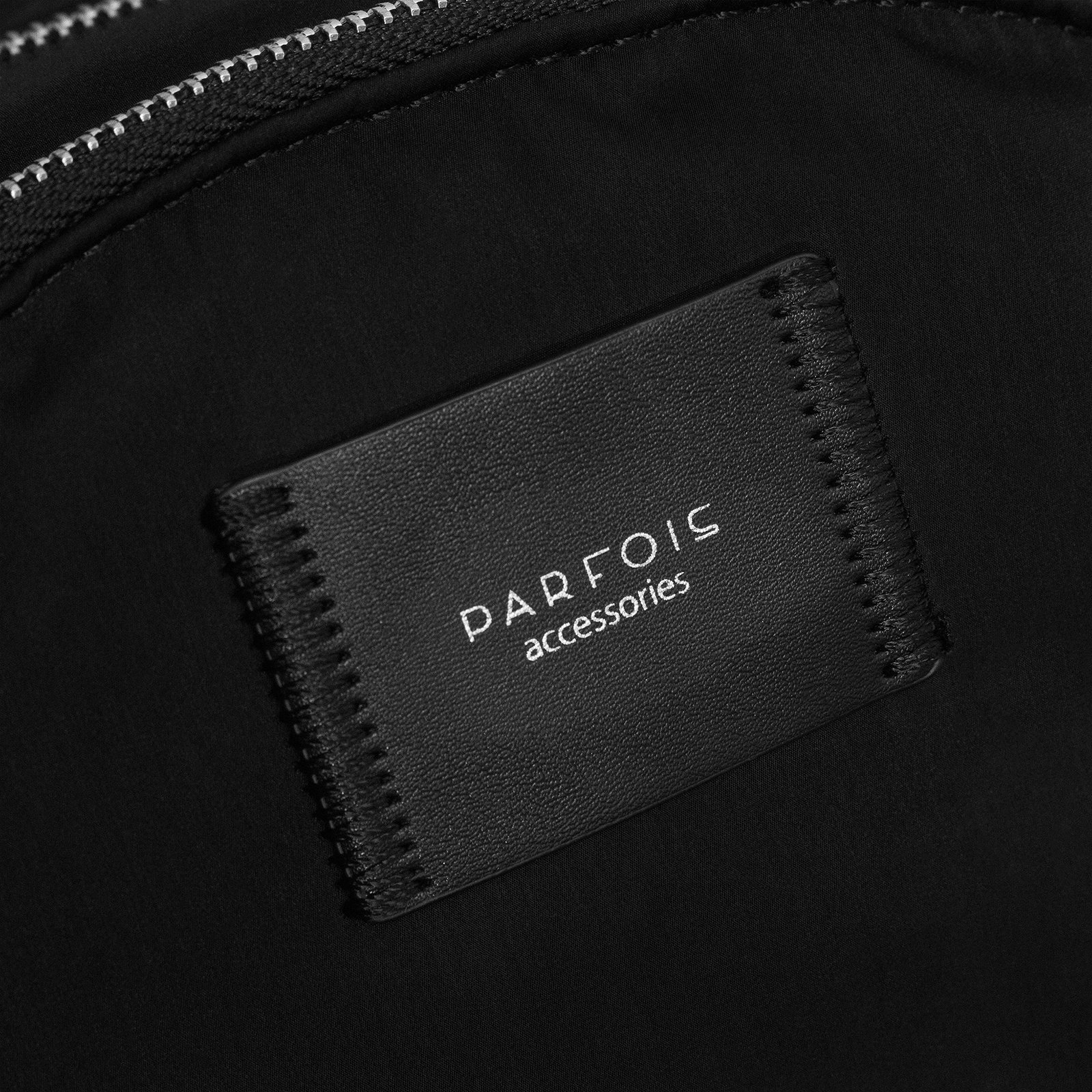 Label close up product photography