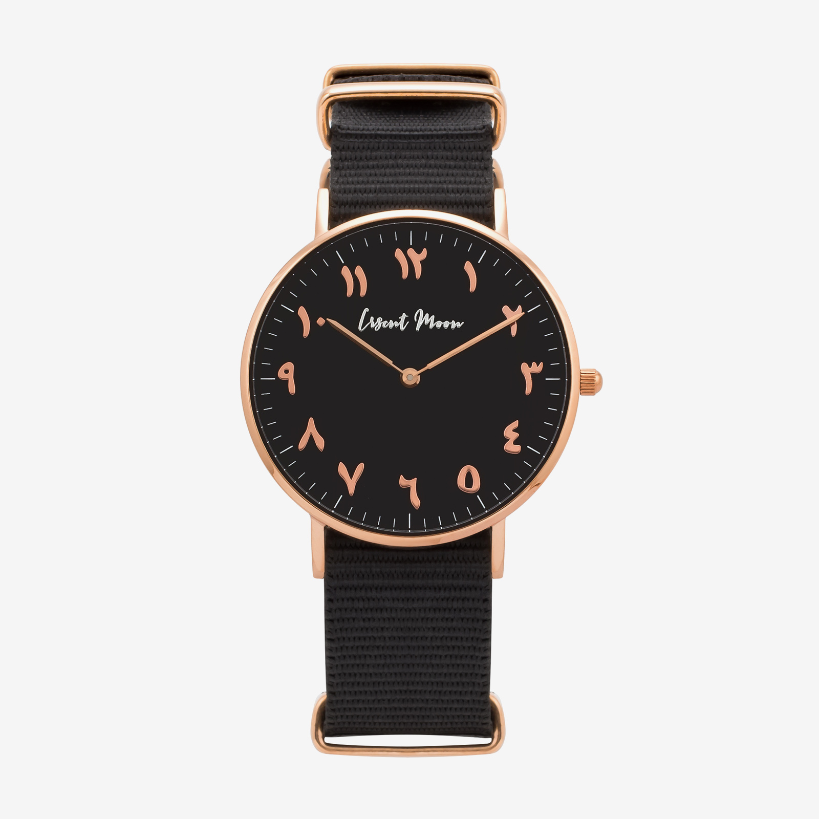 Black watch product photo