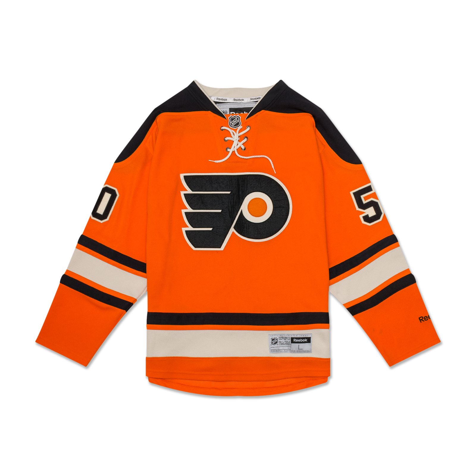 Flat lay jersey product image