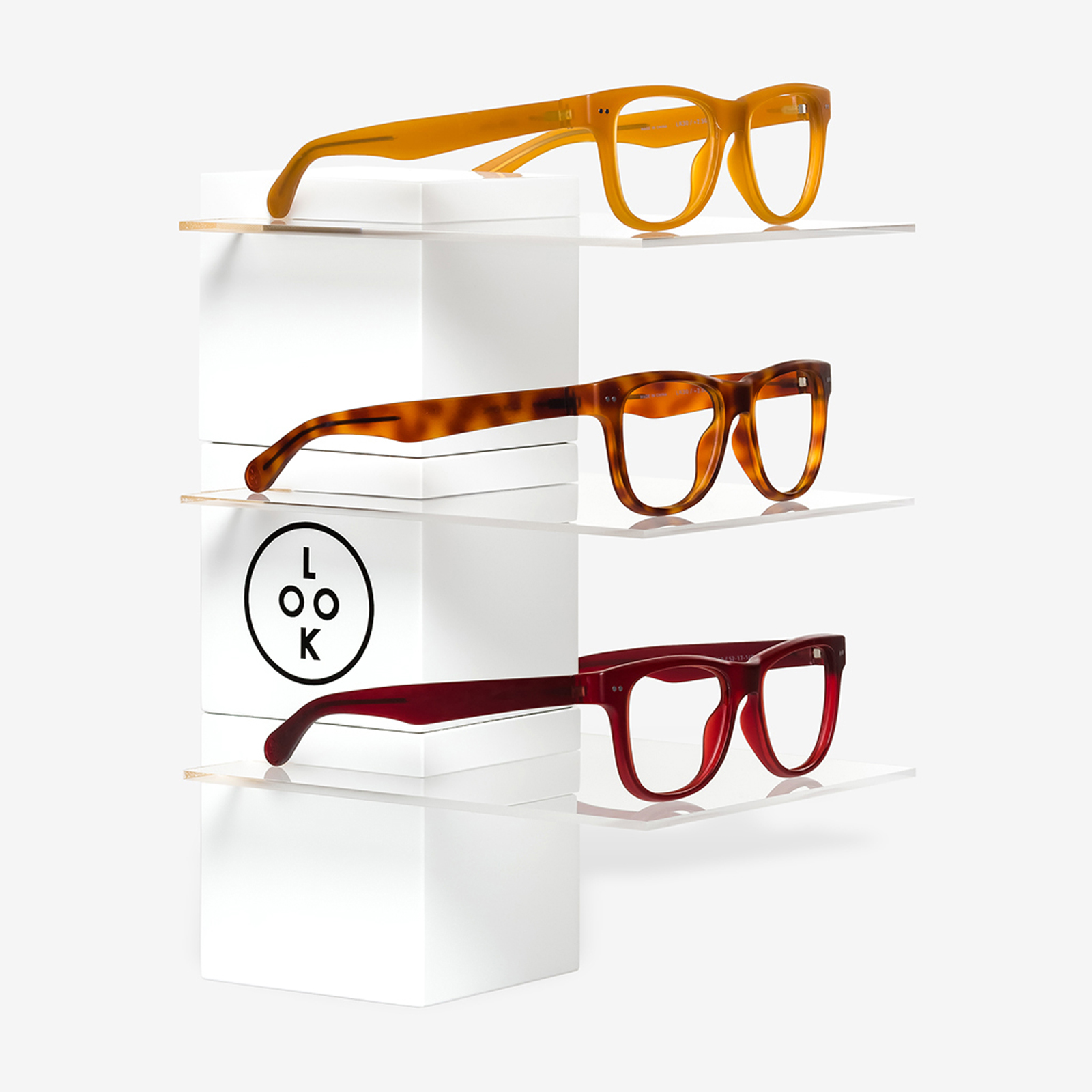 Glasses product photo