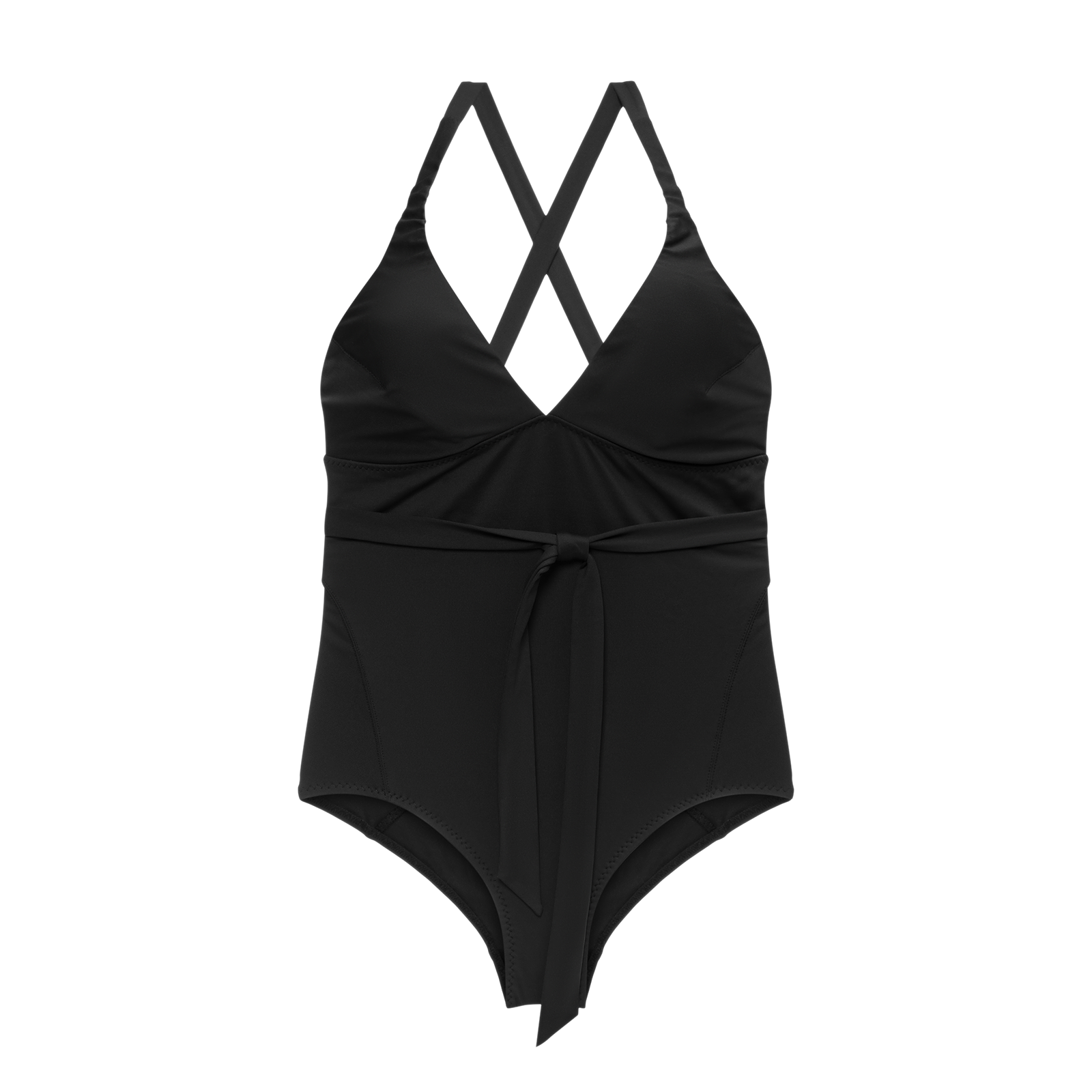 Flat lay swimwear product image