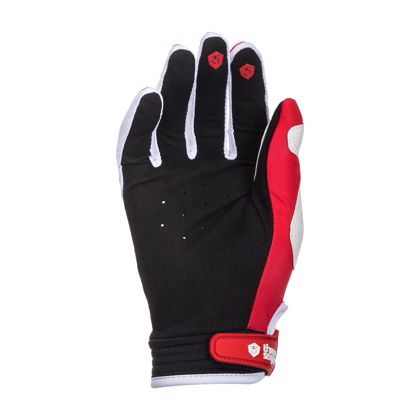 Sports gloves product photography
