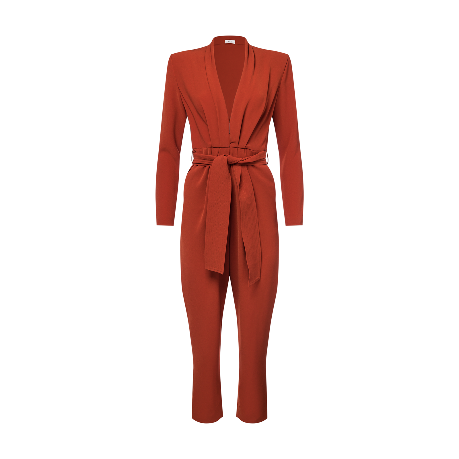 Ghost mannequin jumpsuit product picture