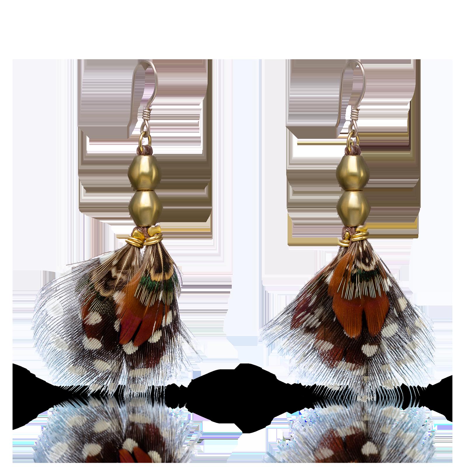 Designer earrings product photo