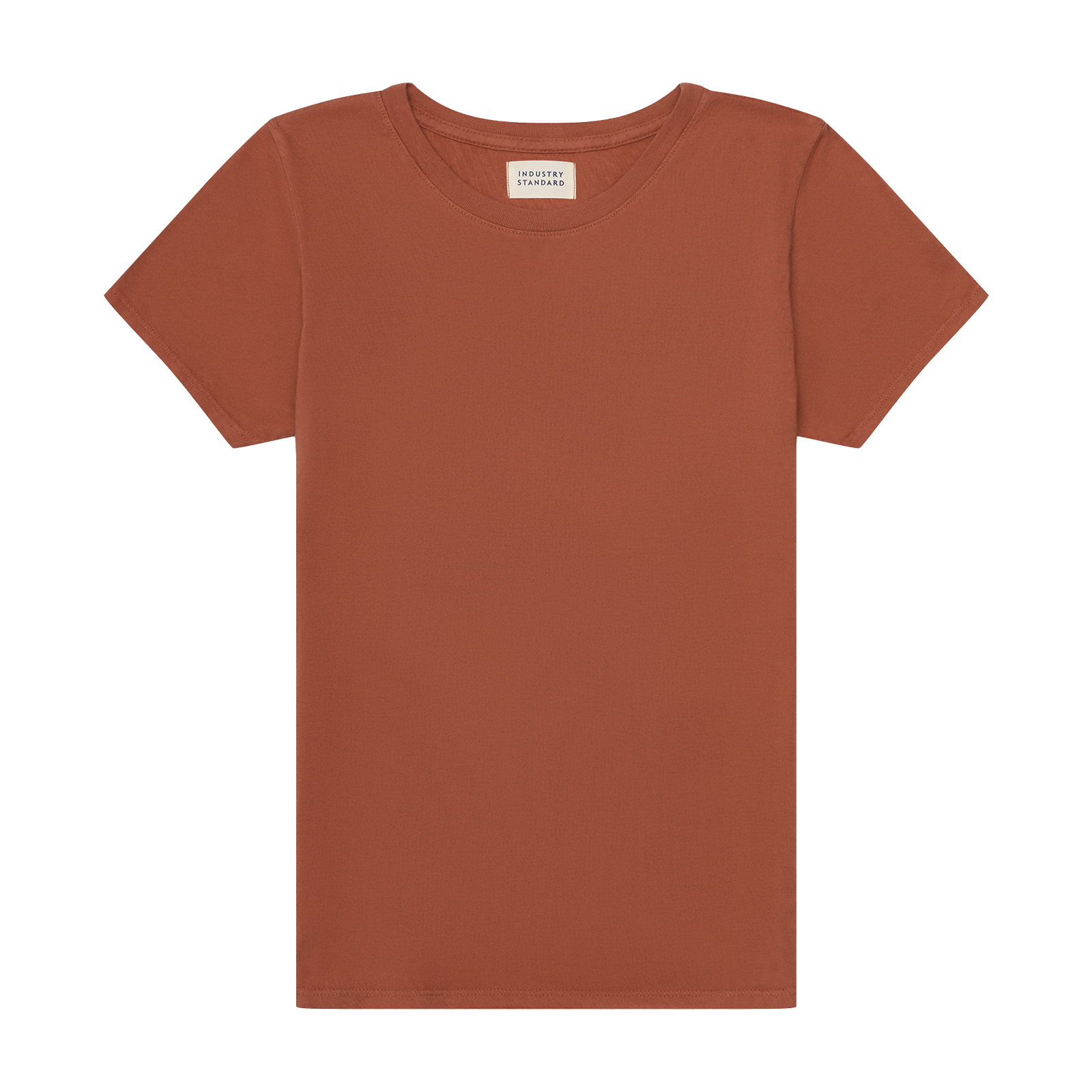 Flat lay t-shirt product image