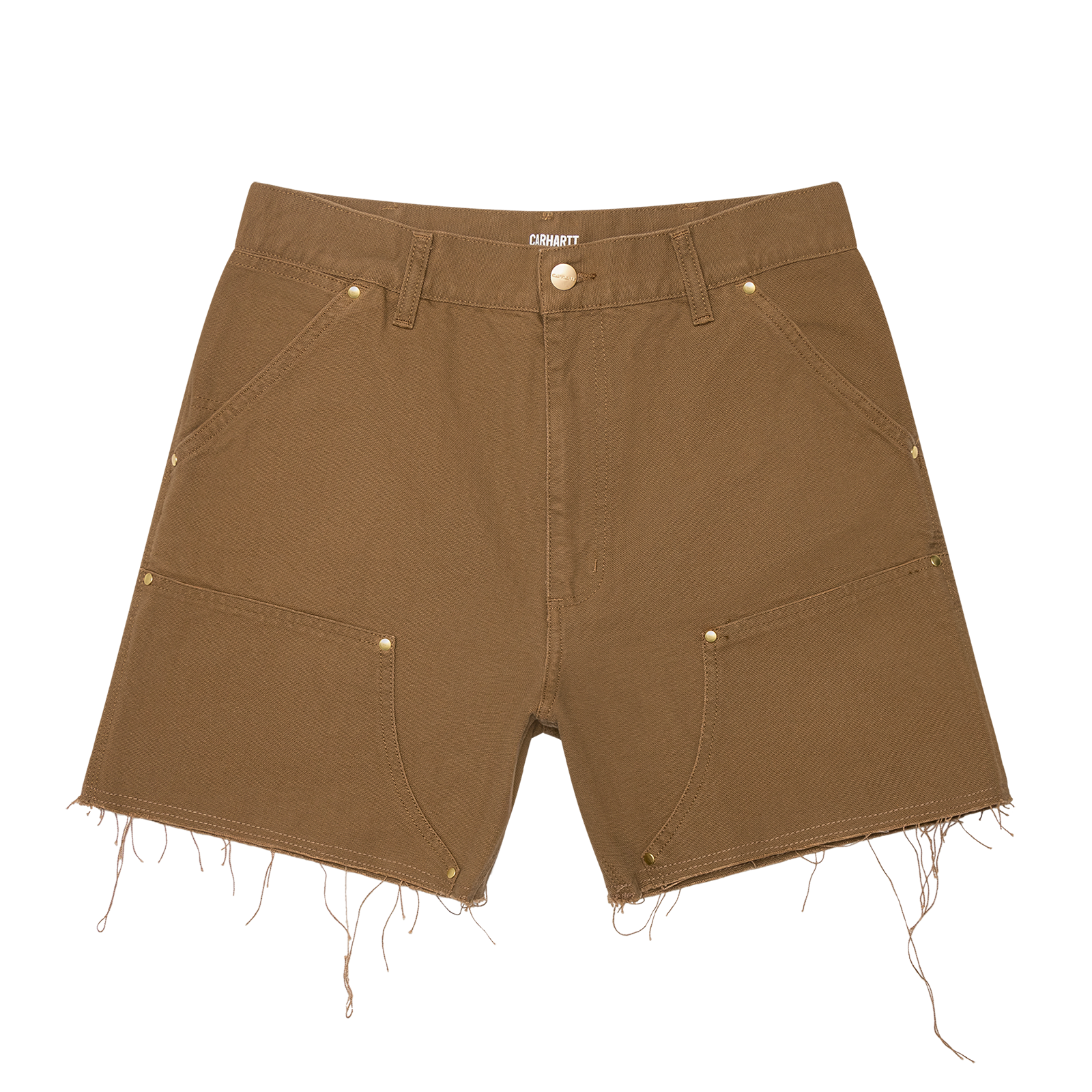 Flat lay shorts product picture