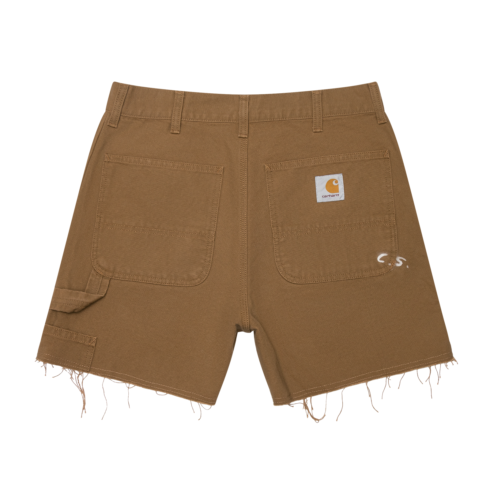 Flat lay shorts product image