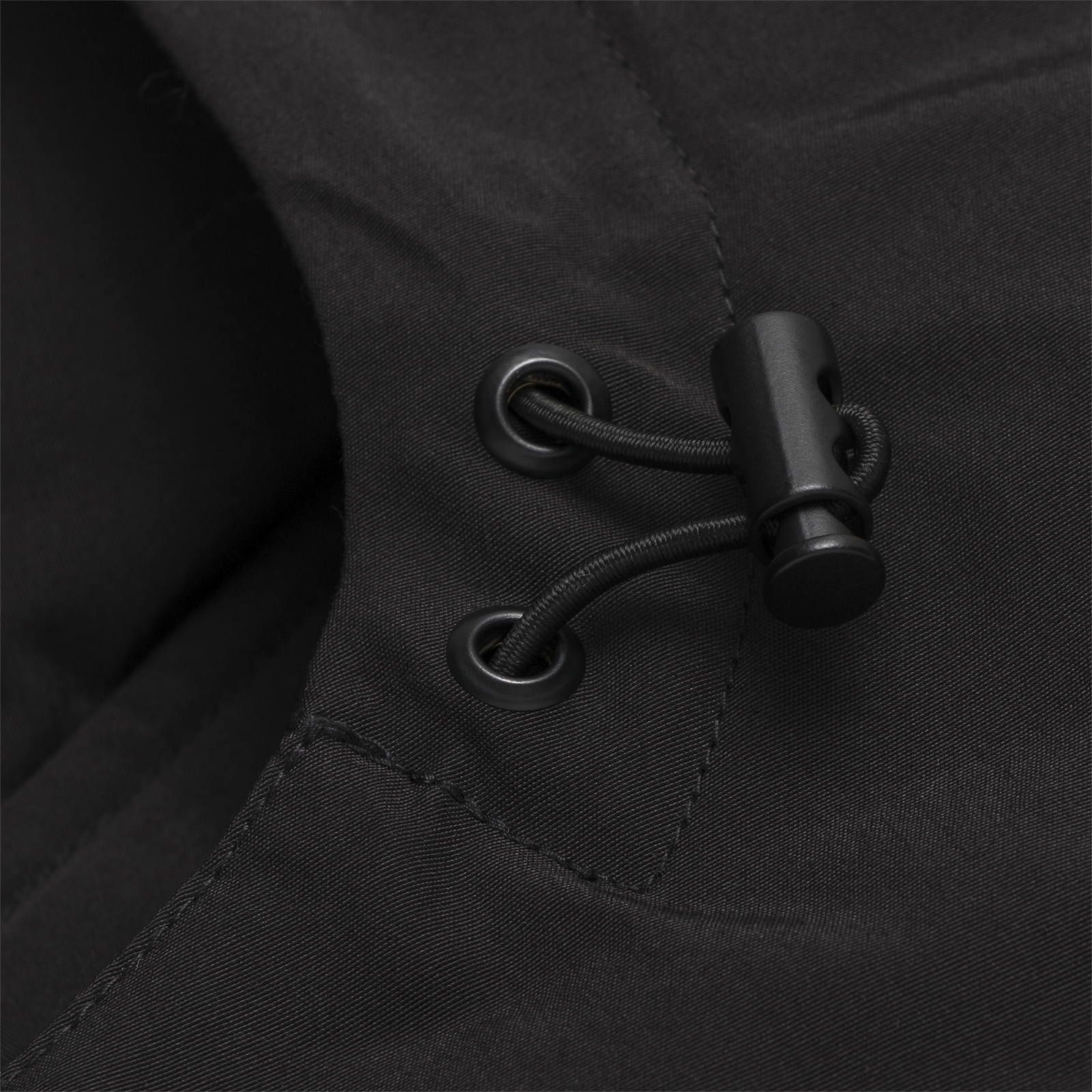 Parka close up product picture