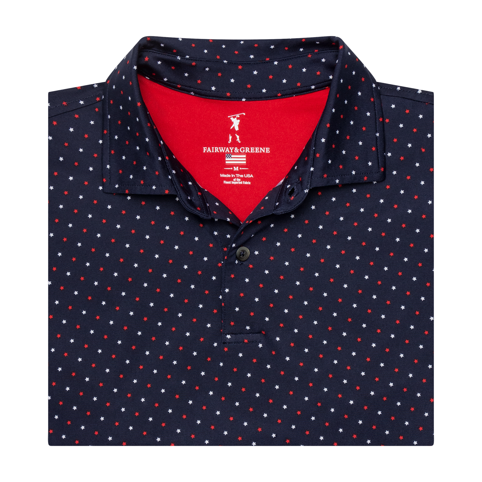 Polo close up product photography