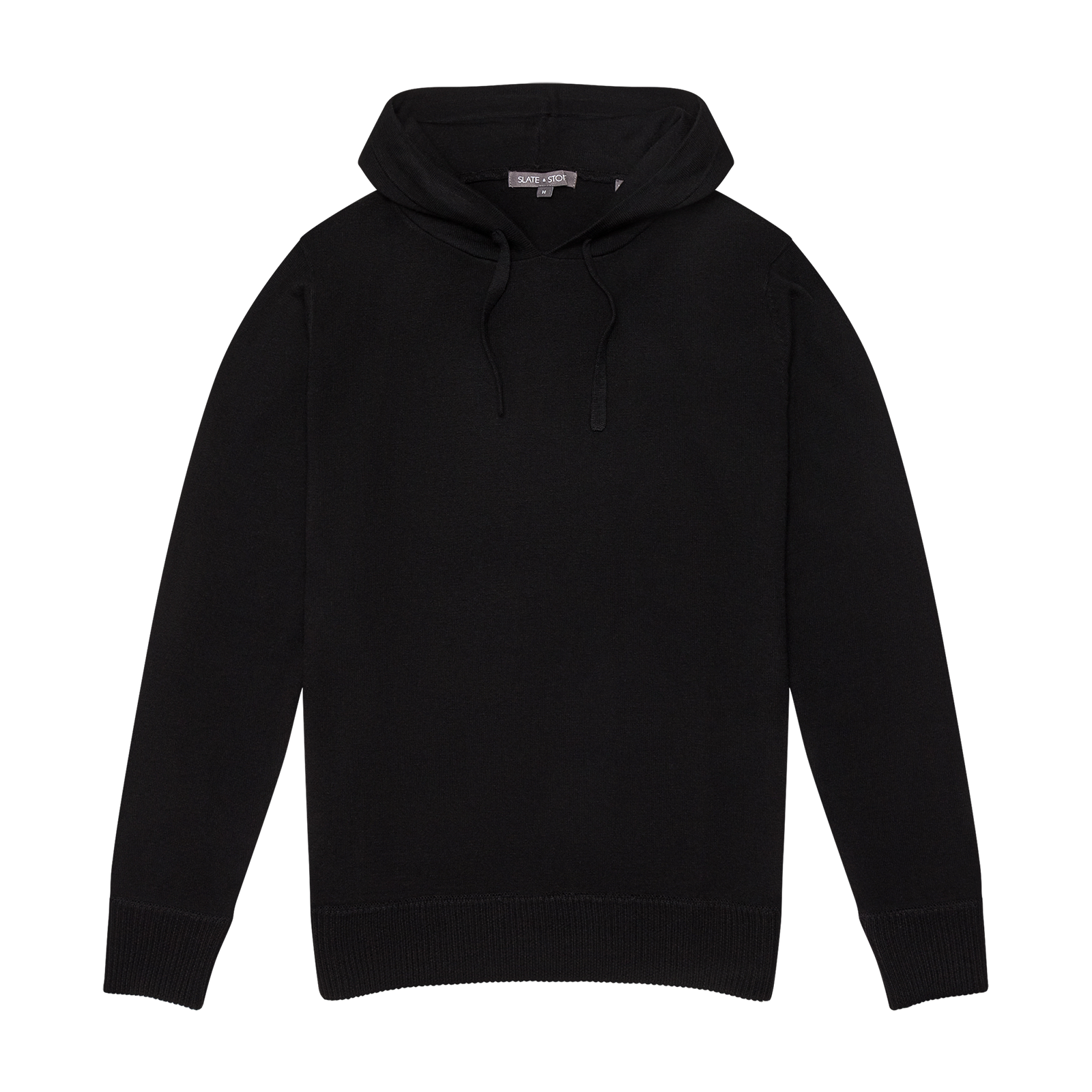 Flat lay hoodie product image