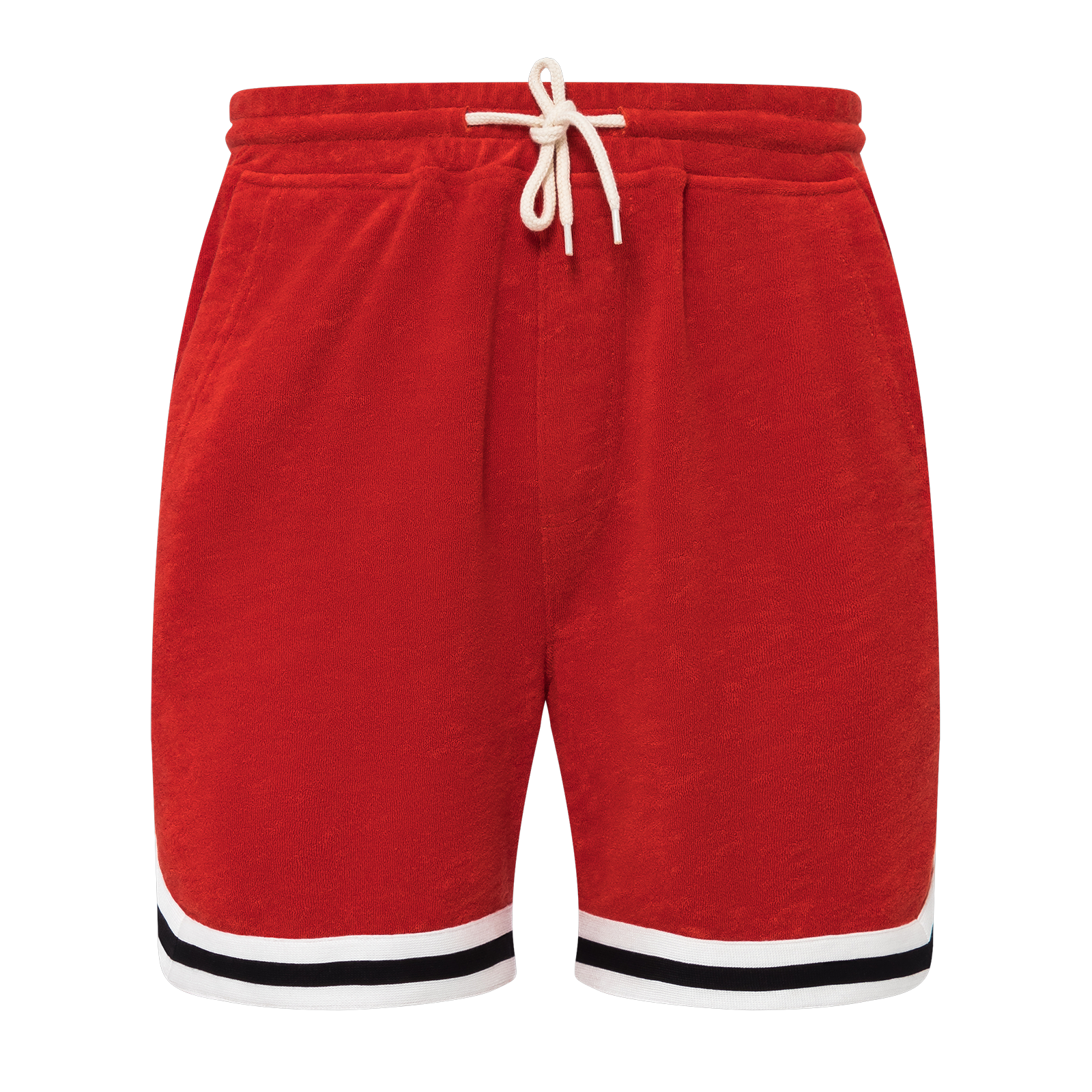 Ghost mannequin shorts product photo
