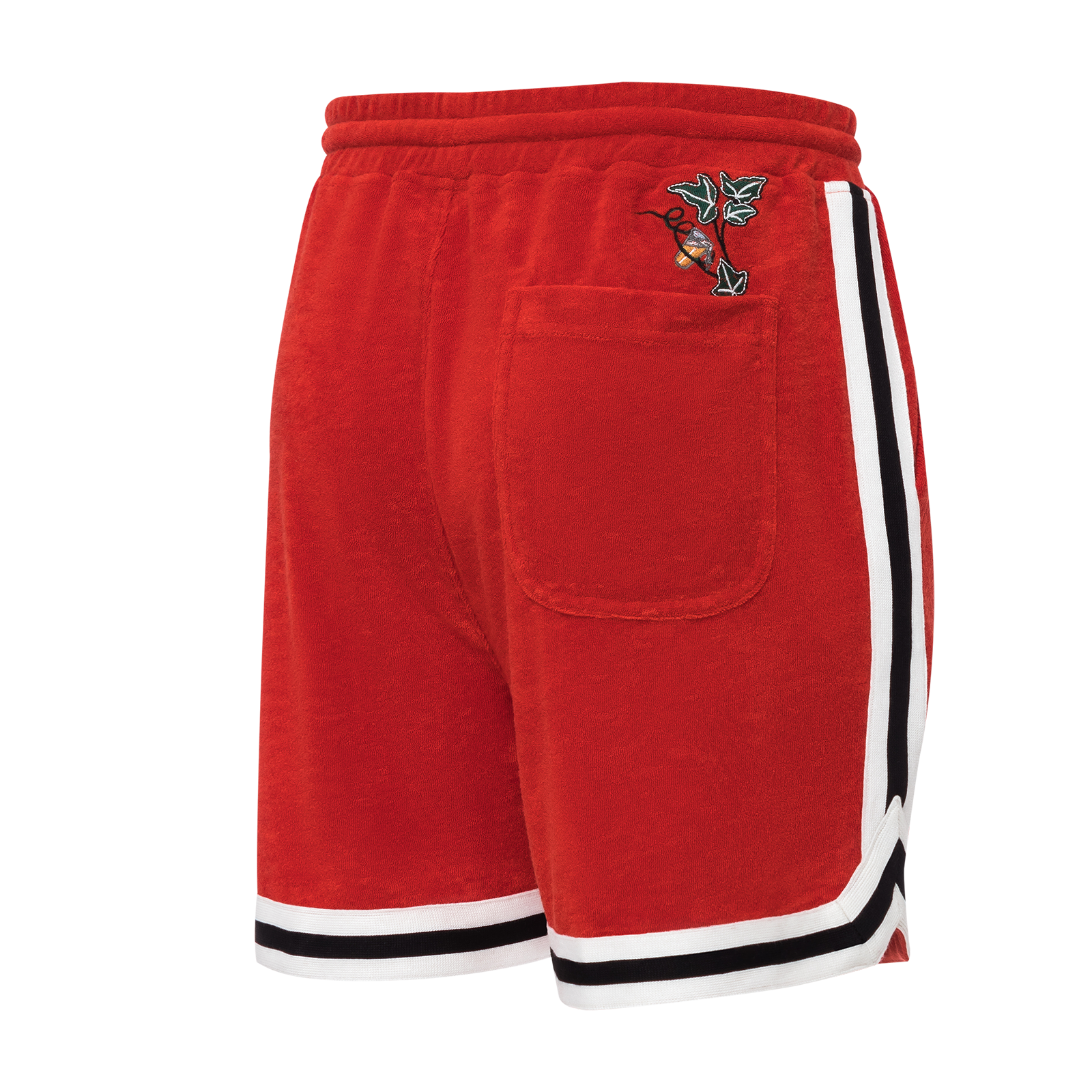 Ghost mannequin shorts product picture