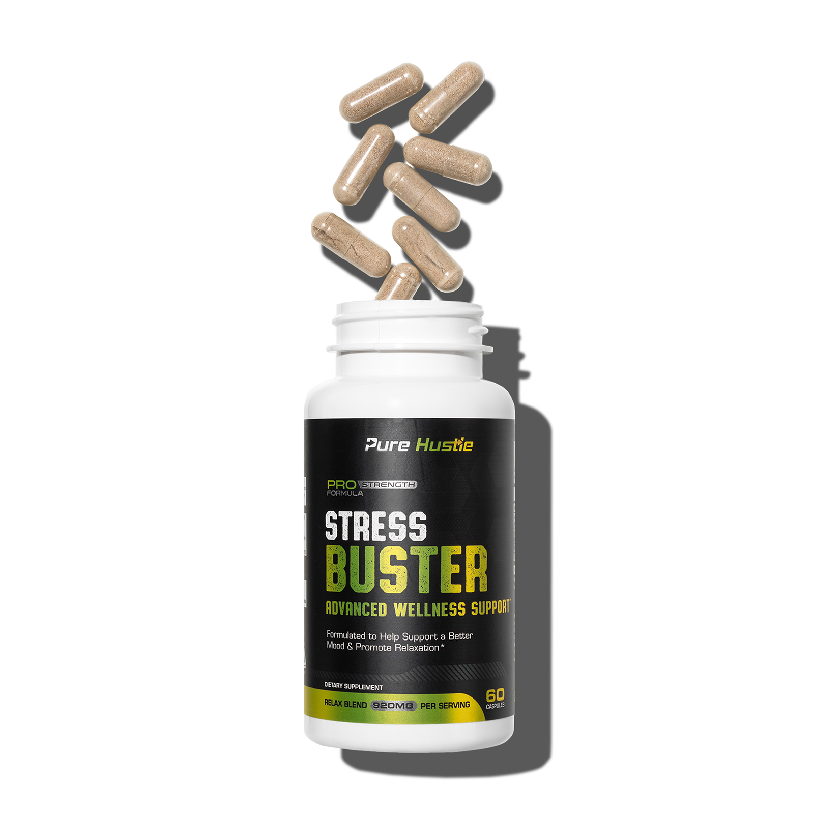 Dietary supplements product picture