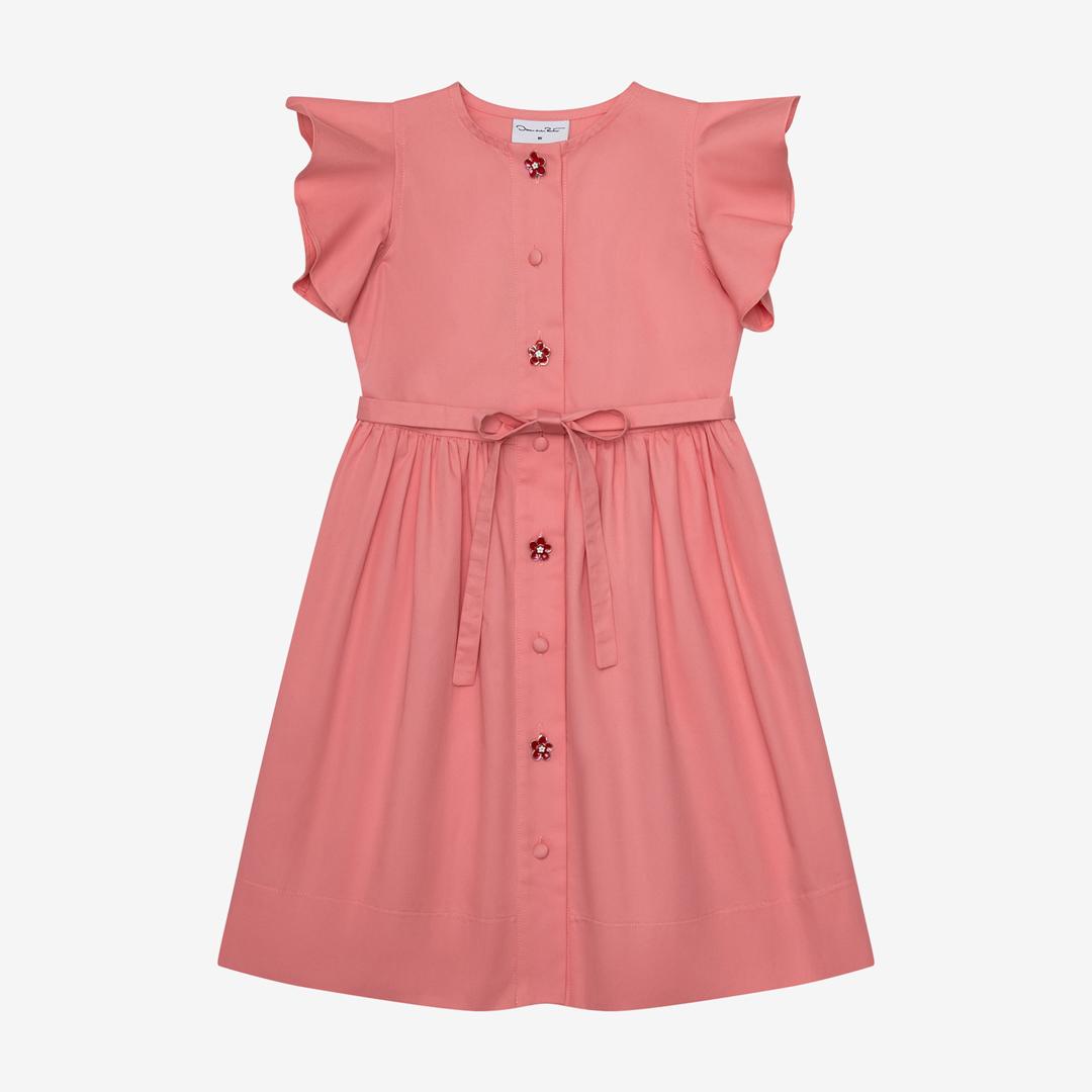Oscar de la Renta children's dresses