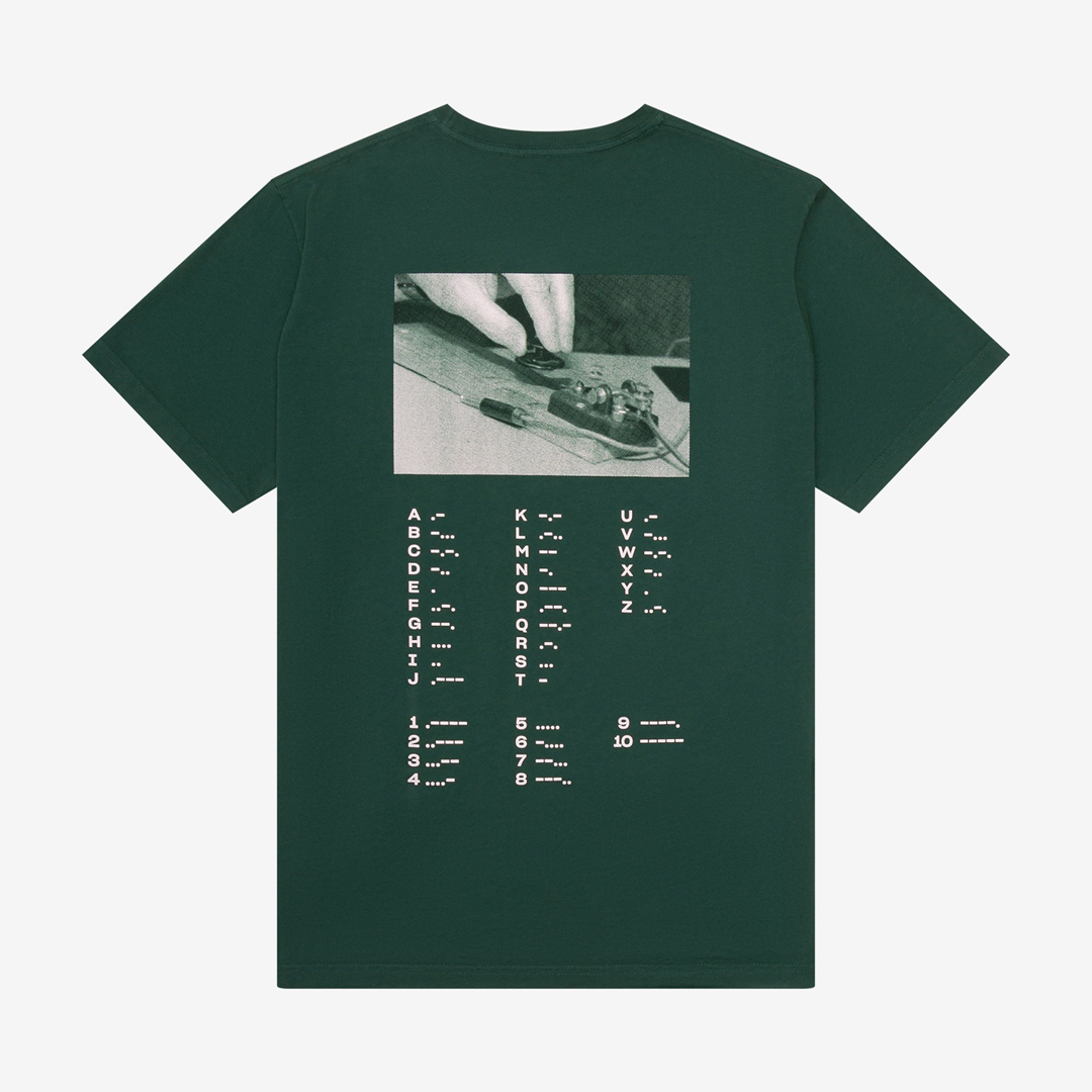 Green Recess t-shirt